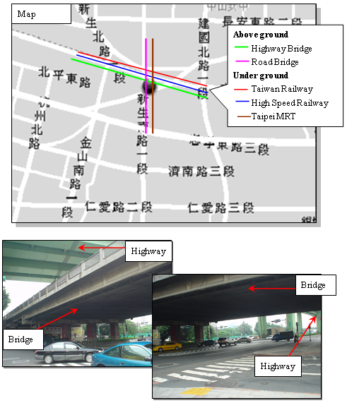 Dự án đường sắt chạy dưới đường hầm TAIPEI MRT(CK570B)  ,Đường sắt cao tốc  và Cao tốc Taiwan