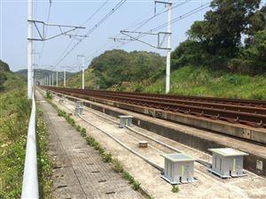 Quan trắc nâng cấp tuyến đường sắt cao tốc Taiwan