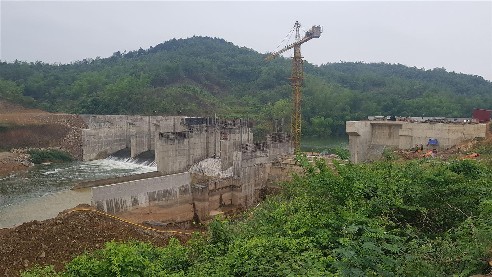 Thủy điện Bản Nhùng