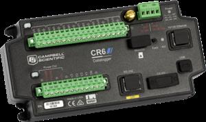 Bộ lưu trữ xử lý dữ liệu Datalogger CR6 hãng Campbell Scientific USA