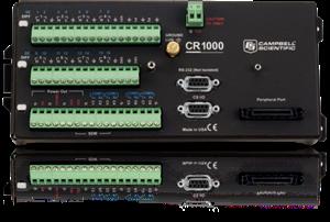 Bộ lưu trữ xử lý dữ liệu Datalogger CR1000 Campbell USA