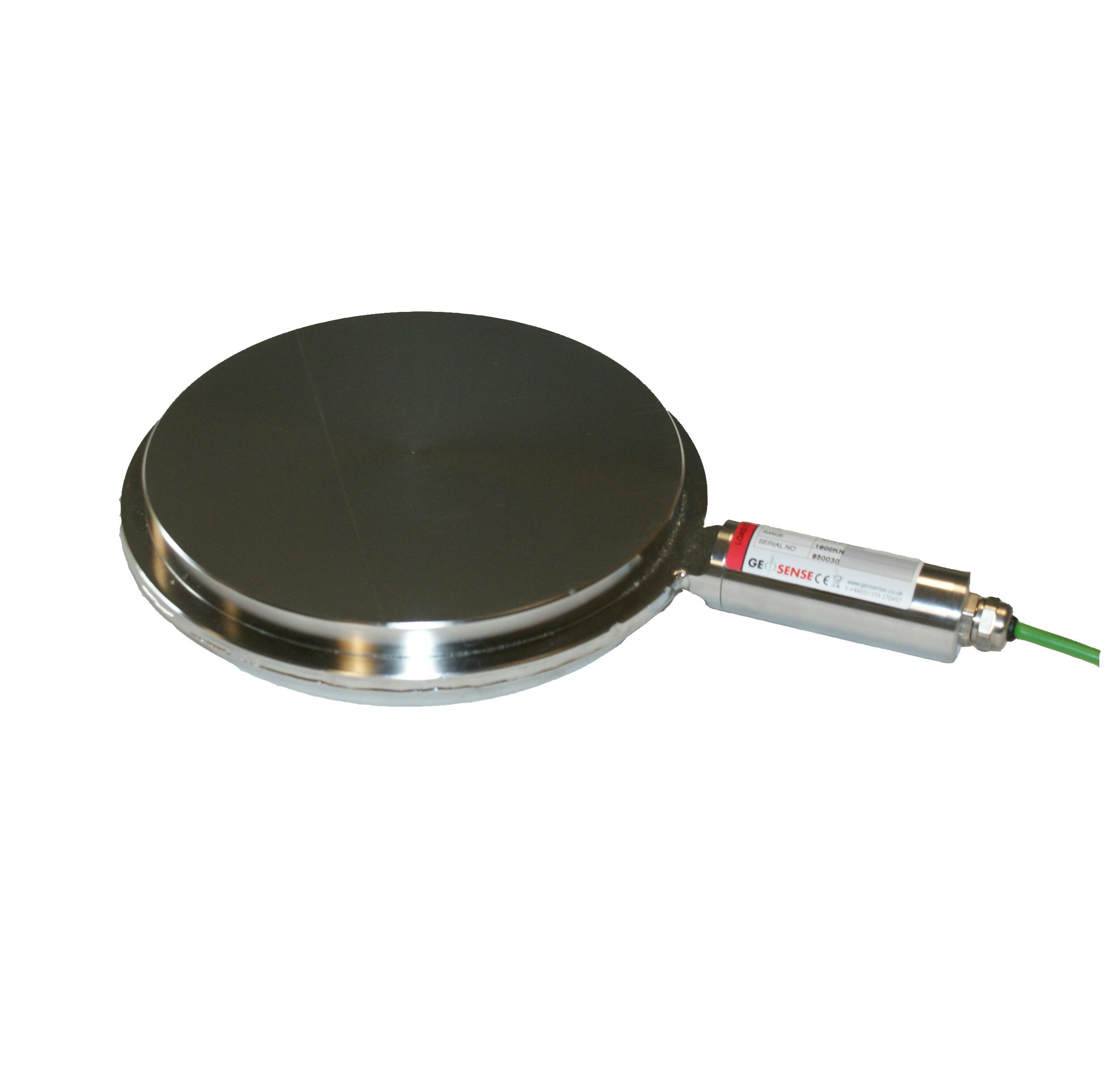 Pressure Cell lắp đặt cho vỏ hầm và thanh chống GEOSENSE UK