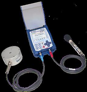 Thiết bị đo rung chấn Micromate hãng Instantel